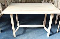 Стол кухонный из натурального дерева