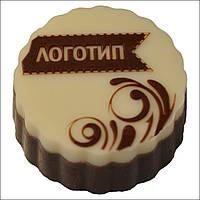 Шоколадная конфета с логотипом Ц-5, фото 1