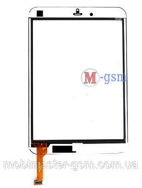 Тачскрин (сенсорный экран) Flylife Connect 7.85 3G Slim (p/n:FPC-C079T1234AA2) черный, фото 2