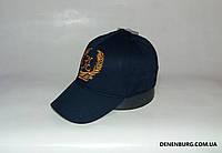 Мужская бейсболка BILLIONAIRE 05-057-1 тёмно-синяя