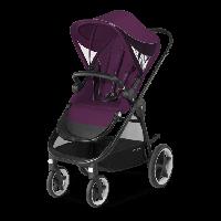 ПРОГУЛОЧНАЯ КОЛЯСКА BALIOS M /  Mystic Pink-purple (с бампером) CYBEX 517000423