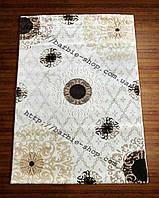 Яркий акриловый ковер на пол  1134