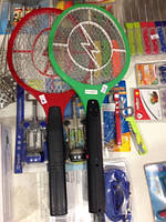 Электрическая мухобойка (электромухобойка) от насекомых.Код 65901