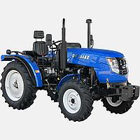 Трактор DW 244AX (24 л.с., 3 цил., ГУР, КПП (8+2), компрессор, розетка, гидро выход)