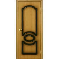 Двери Виктория ПГ орех миланский