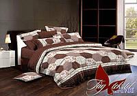 Комплект 2-сп постельного белья ранфорс 1,8