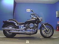 Мотоцикл Yamaha XVS 400 DragStar Custom без пробега по Украине