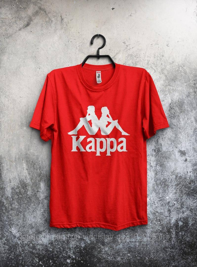 248d3cc62a98 Мужская футболка Kappa, цена 348 грн., купить в Днепре — Prom.ua (ID ...