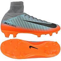 Детские футбольные бутсы Nike Mercurial SuperFly V CR7 FG 852483-001, фото 1
