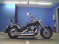 Мотоцикл Yamaha XVS 400 DragStar Classic без пробега по Украине