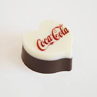 Шоколадная конфета с логотипом Ц-11, фото 1