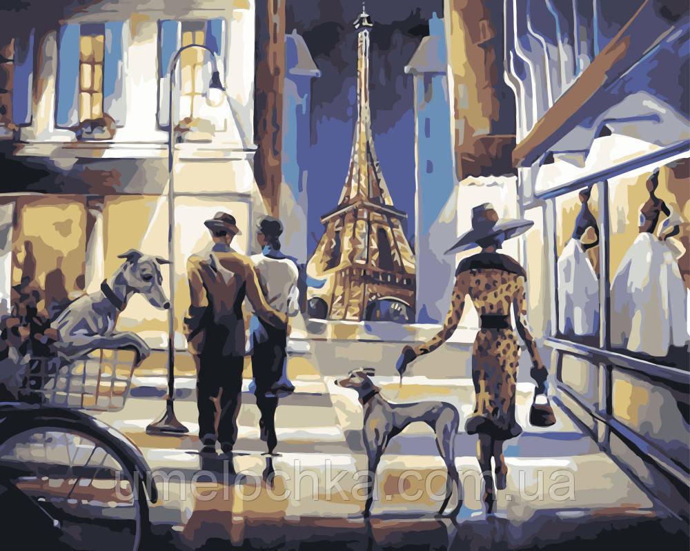 Картина-раскраска Гибкий стан Худ Биддл Триш (BRM-GX8415) 40 х 50 см