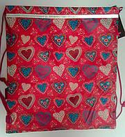Сумка для обуви Smart Hearts SB-01 553589 1 вересня Англия