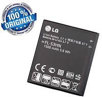 Аккумулятор батарея 53HN для LG Optimus Black P970 / Optimus 3D P920 / Optimus 2X P990 / L60 X145 оригинал