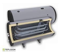 Бойлеры SUNSYSTEM SоN-H 300-1000 л (с двумя теплообменниками)