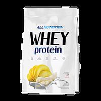 Протеин из сыворотчного белка Whey protein 2200 грамм AllNutrition