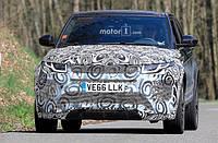 На дорогах Великобритании заметили новый Range Rover Evoque
