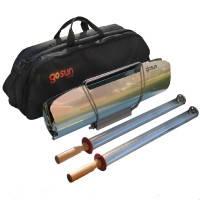 Гриль з сонячною панеллю Gosun Sport Pro Pack (61х30х41см, 1.2 л, 2 піддона), з сумкою