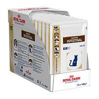 Royal Canin Gastro Intestinal Feline 100 гр нарушение пищеварения