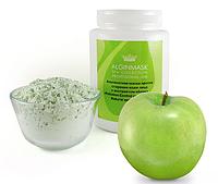 Маска альгинатная против старения с экстарктом яблока Alginmask ,Peel off Natural apple extract mask, Киев
