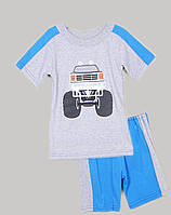 Комплект детский (шорты и футболка) рост 92, 98,110,122 Украина
