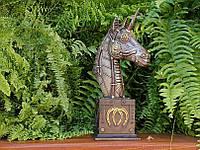 Коллекционная статуэтка Veronese Единорог в стиле Стимпанк WU76844A4