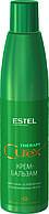 Крем-бальзам для сухих, ослабленных и поврежденных волос Curex Therapy Estel 250 мл.