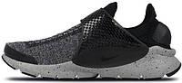 """Мужские кроссовки Nike Sock Dart SE Premium """"Special Edition"""" Grey"""