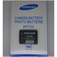 Аккумулятор Samsung BP70A для AQ10 | WP10 | ES70 | PL100 | SL600 | ST70 | TL205