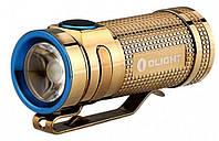Повседневный фонарь Olight S mini Limited Copper. 550 lm цвет:медь 2370.24.45