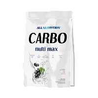 Углеводы, карбо CARBO MULTI MAX 1000g Allnutrition смородина