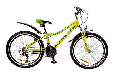"""Підліткові велосипеди 24"""" 9-14 років (125-155 см)"""