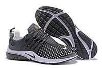 Кроссовки мужские Nike Air Presto TP QS Flyknit Black M