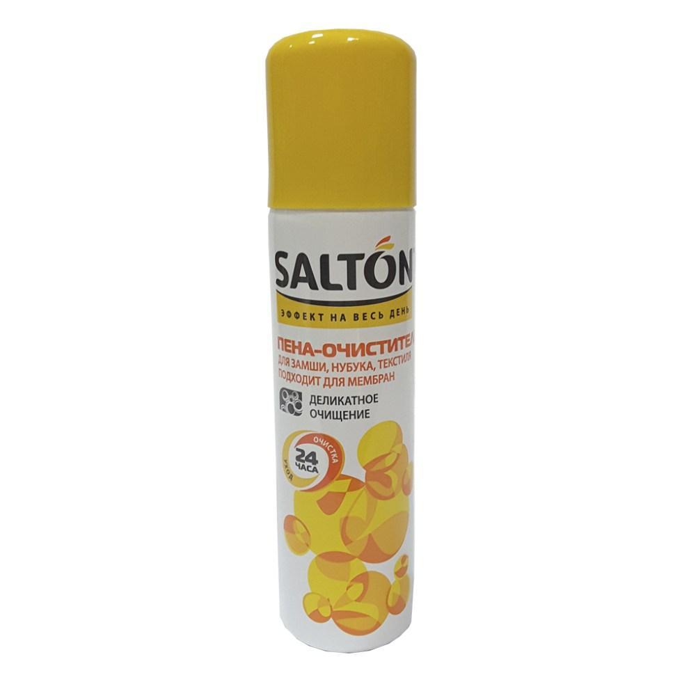 Пена-очиститель для замши нубука текстиля SALTON