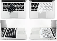 """Накладка на клавиатуру для MacBook Air 13.3 """" силиконовая"""