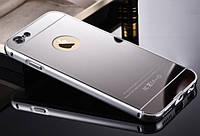 Чехол бампер для iPhone 5 5S SE зеркальный Брак