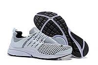 Кроссовки мужские Nike Air Presto TP QS Flyknit White M