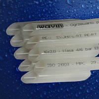Новая WAVIN (оригинал) эластичная труба для теплого пола PE-RT/EVOH/PE-RT  16х2,0 с кислородным барьером (600)