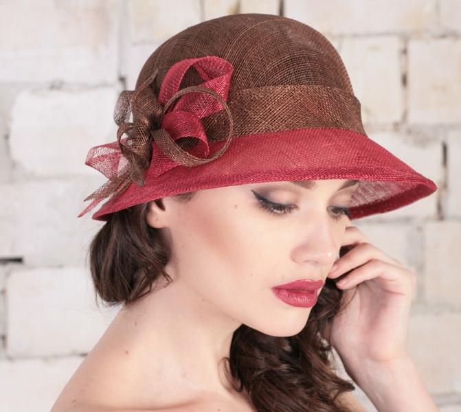 Летние шляпы Helen Line  модель 137