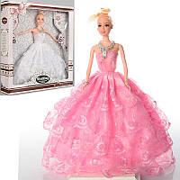 Кукла 130AB 28см, 2 цвета, в кор-ке, 30-32,5-6см