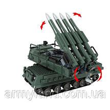 Бук (ЗРК) военный конструктор , фото 2