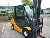 Купить погрузчик Jungheinrich TFG435S, 3500 кг, 2011 г.в (№ 984)