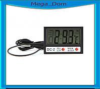 Термометр DC-2, термометр электронный, цифровой