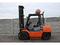 Погрузчик, погрузчик бу купить Toyota  7FG35, 2004 г (№ 988)