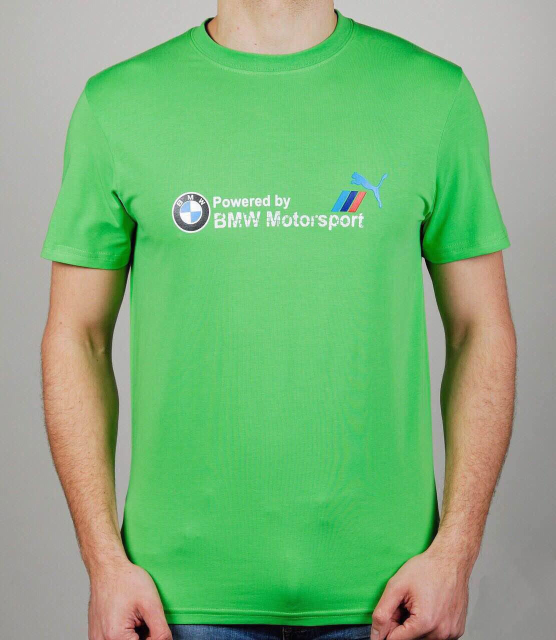 af8be589b30cd0 Мужская футболка Puma BMW Motorsport - Торговая площадка