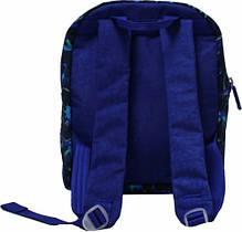 Рюкзак Heart monkey синий 9 л Bagland (16344-2)