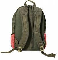 Рюкзак Странник серо розовый 17л Bagland (58470-2)