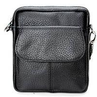 Небольшая мужская сумка-клатч