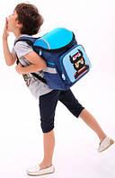 Рюкзак Super class school синий Upixel (WY-A019N)