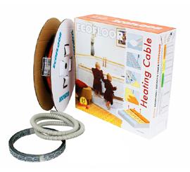 Нагревательный кабель двухжильный FENIX ADSV 18Вт/м, мощность1000Вт, (57,5м)